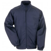 5.11 Lined Packable Jacket - Dark Navy