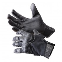 5.11 Hard Time Gloves - Black