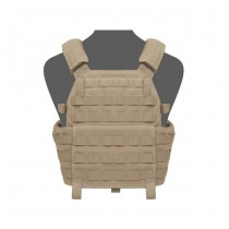 Warrior DCS Plate Carrier Base - Coyote 1