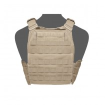 Warrior DCS Plate Carrier Base - Coyote 2