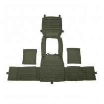 Warrior DCS Plate Carrier Base - Olive 2