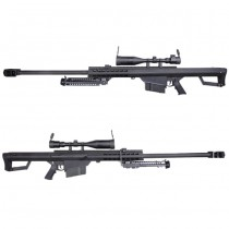Snow Wolf M82 AEG Set - Black