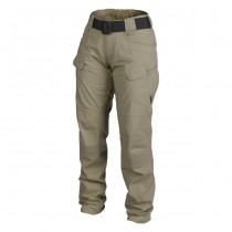 HELIKON Women's Urban Tactical Pants® - PolyCotton Ripstop - Khaki