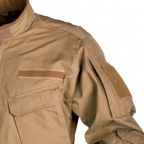 HELIKON CPU Combat Patrol Uniform Jacket - Coyote 2