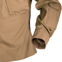 HELIKON CPU Combat Patrol Uniform Jacket - Coyote 3