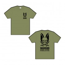 Warrior T-Shirt - Olive
