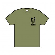Warrior T-Shirt - Olive 1
