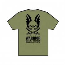 Warrior T-Shirt - Olive 2