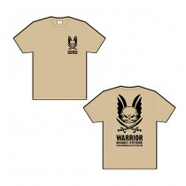 Warrior T-Shirt - Tan