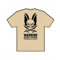 Warrior T-Shirt - Tan 2