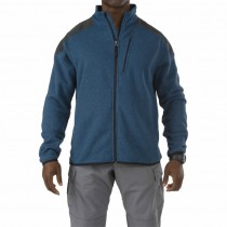 5.11 Tactical Full Zip Sweater - Regatta