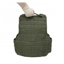 Warrior RAPTOR Releasable Carrier - Olive 4