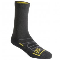 First Tactical All Season Merino Wool 6 Inch Sock - Charcoal
