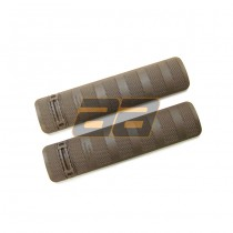 DYTAC Battle Rail Cover Set - Olive