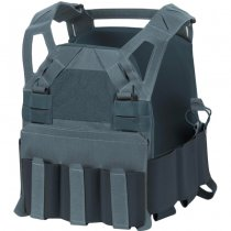 Direct Action Hellcat Low Vis Plate Carrier - Urban Grey - M