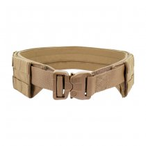 Warrior LPMB Low Profile MOLLE Belt & Cobra Belt - Coyote - L