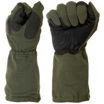 Invader Gear Kevlar Operator Gloves - OD - L