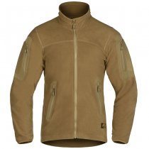 Clawgear Aviceda Mk.II Fleece Jacket - Coyote