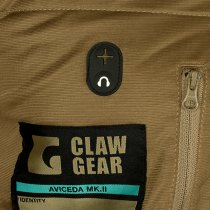 Clawgear Aviceda Mk.II Fleece Jacket - Coyote - 2XL