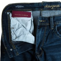 Clawgear Blue Denim Tactical Flex Jeans - Midnight - 33 - 34