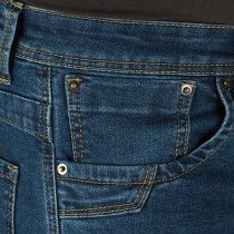 Clawgear Blue Denim Tactical Flex Jeans - Sapphire - 38 - 32