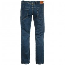 Clawgear Blue Denim Tactical Flex Jeans - Sapphire - 30 - 34