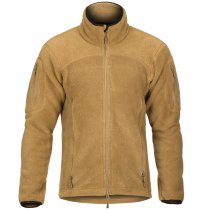 Clawgear Milvago Fleece Jacket - Coyote