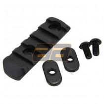PTS Enhanced Polymer Rail Section - Size L2 / 5 Slots