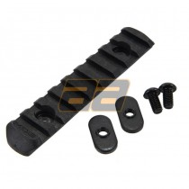 PTS Enhanced Polymer Rail Section - Size L4 / 9 Slots
