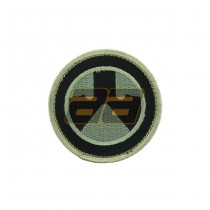 Magpul Small Logo Patch - ACU Dark