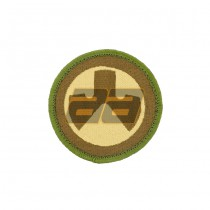 Magpul Small Logo Patch - Dark Green