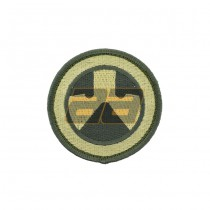 Magpul Small Logo Patch - ACU Light