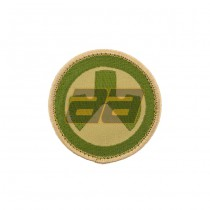 Magpul Small Logo Patch - Light Green