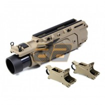 VFC MK13 MOD0 Enhanced Grenade Launcher Module - Tan