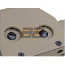 G&P 553 Type Dot Sight - Tan 3