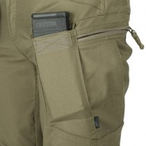 Helikon UTP Urban Tactical Pants PolyCotton Canvas - Black - XL - Regular