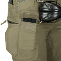 Helikon UTP Urban Tactical Pants PolyCotton Canvas - Coyote - 3XL - Long