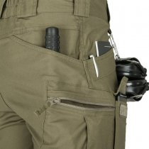 Helikon UTP Urban Tactical Pants PolyCotton Canvas - Oilve Drab - M - Short