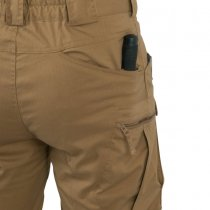 Helikon UTP Urban Tactical Pants - PolyCotton Ripstop - Mud Brown - M - Short