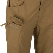 Helikon UTP Urban Tactical Pants - PolyCotton Ripstop - Mud Brown - XL - Short