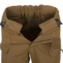 Helikon UTP Urban Tactical Pants - PolyCotton Ripstop - Mud Brown - 2XL - Short