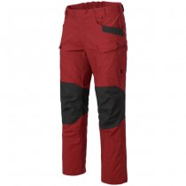 Helikon UTP Urban Tactical Pants - PolyCotton Ripstop - Crimson Sky / Ash Grey - 3XL - Regular