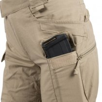 Helikon Women's UTP Urban Tactical Pants PolyCotton Ripstop - Shadow Grey - 33 - 32