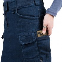 Helikon UTL Urban Tactical Skirt Denim Mid - Dark Blue - 31
