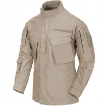 Helikon CPU Combat Patrol Uniform Jacket - Khaki