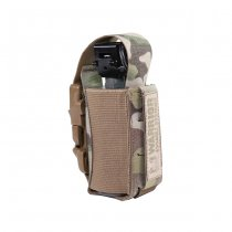 Warrior Laser Cut Single 40mm Flash Bang Pouch - Multicam