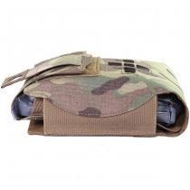Warrior Laser Cut Small Horizontal Individual First Aid Kit - Multicam
