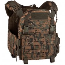 Invader Gear Reaper QRB Plate Carrier - Digital Woodland