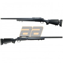 Snow Wolf M24 Sniper Rifle - Black