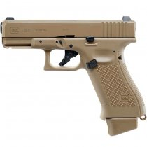WinGun Glock 19X Co2 Blow Back Pistol